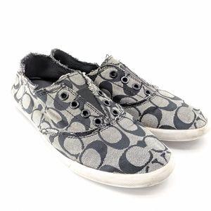 Coach 'Katie' Slip On Sneakers